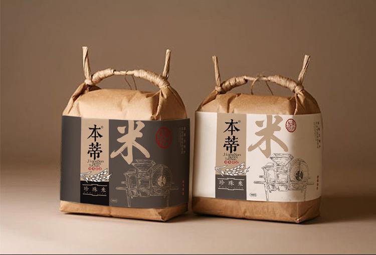 古典风格的食品包装设计欣赏